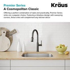 Kraus-KBU12-23-inch-Undermount-Single-Bowl-16-gauge-Stainless-Steel-Kitchen-Sink