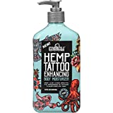 Malibu Tan Hemp Tattoo Enhancing Body Moisturizer, 18 fl. oz.