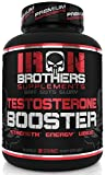 Testosterone Booster for Men - Estrogen Blocker - Supplement Natural Energy, Strength & Stamina - Lean Muscle Growth - Promotes Fat Loss - Increase Male Performance (45 Capsules)