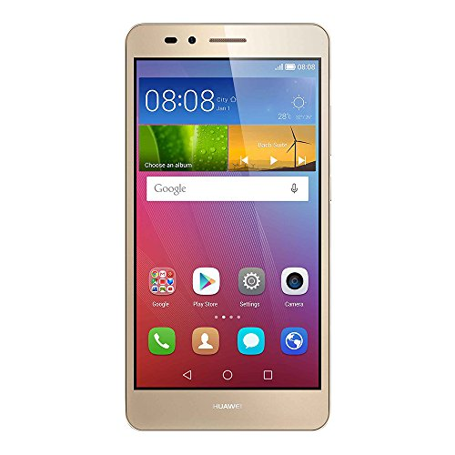 Huawei GR5 KII-L22 16GB 5.5-Inch 13MP 4G LTE Dual SIM Factory Unlocked - International Stock No Warranty (GOLD)