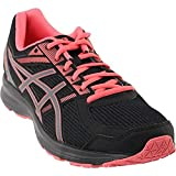 ASICS Women's Jolt Running Shoe - T7K8N.9097 (Black/Carbon/Peach - 7.5)
