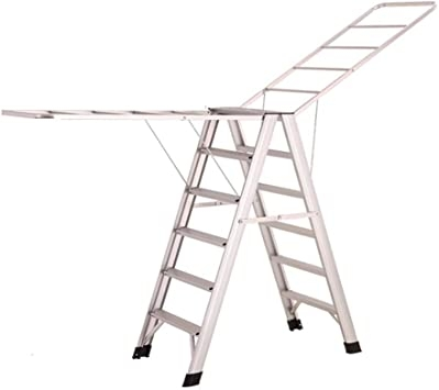 Lxb Step Stool For Adults Aluminum Ladder Portable Herringbone | Portable Stairs With Handrail | Chair | Plastic Portable | Camper | Wall Mounted | Ladder