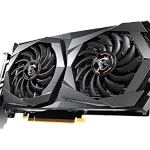 MSI Gaming GeForce GTX 1650 128-Bit HDMI/DP 4GB GDRR5 HDCP Support DirectX 12 Dual Fan VR Ready OC Graphics Card (GTX…