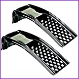 Solid Steel Ramps Set Heavy Duty Car Vehicle Truck Repairs Auto Lights 3 Ton 6500 LBS Capacity - House Deals