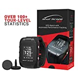 Shot Scope V2 Smart Golf Watch - GPS Dynamic Yardages; Automatic Performance Tracking; Worldwide Courses; 100+ Statistics for Clubs, Tee Shots, Approaches, Short Game and Putting