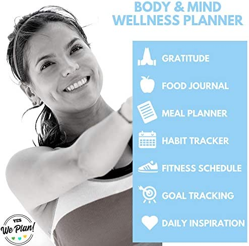 Food Journal & Fitness Diary with Daily Gratitude and Meal Planner for Healthy Living and Weight Loss Diet 6