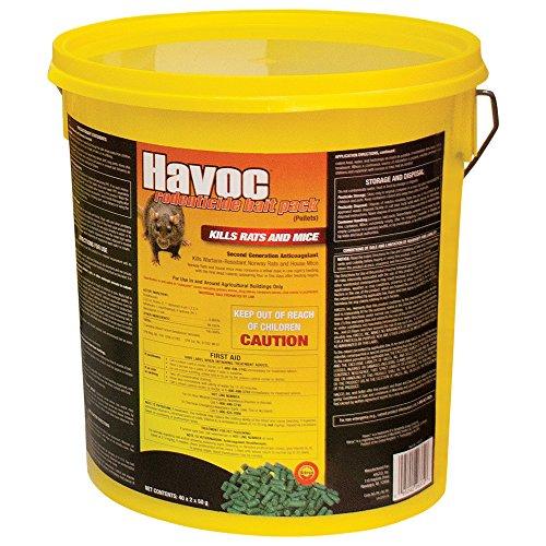 how does havoc rat poison work