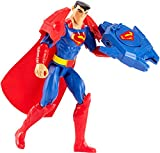 DC Justice League Action Armor Blast Superman Figure with Accessory, 12""