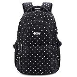 Goldwheat Kids Girls Backpack School Bag Bookbag Outdoor Travel Bag for Elementary Middle School