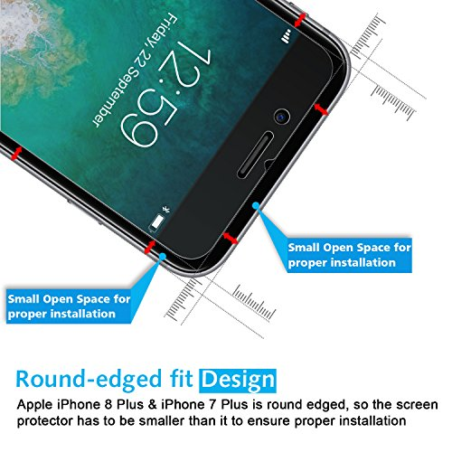 OMOTON-SmoothArmor-9H-Hardness-HD-Tempered-Glass-Screen-Protector-for-Apple-iPhone-8-Plus-iPhone-7-Plus-2-Pack