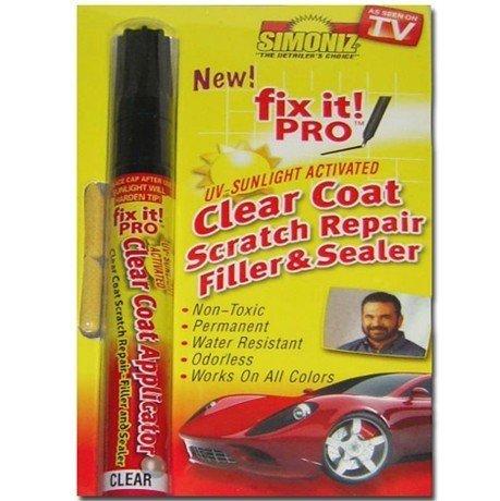Fix It Pro Clear Car Scratch Repair Remover Pen Simoniz