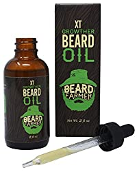 Beard Farmer - Growther XT Beard Oil (Extra Fast Beard Growth) All Natural Beard Growth Oil  Image 1