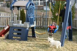 Clubhouse Swing Set (4)