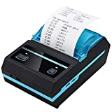 POSPRINT Thermal Printer 2inch Receipt Printer Portable Thermal Bluetooth Printer with Rechargeable Battery for Small Business, Compatible with Android/iOS/Window 7/Windows 10 (Receipt Printer)