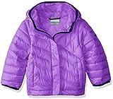 Columbia Big Girls' Powder Lite Puffer Jacket, Crown Jewel, Medium