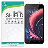 RinoGear HTC Desire 10 Pro Screen Protector Case Friendly Screen Protector for HTC Desire 10 Pro Accessory Full Coverage Clear Film