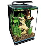 Marineland ML90609 Portrait Aquarium Kit, 5-Gallon w/ Hidden Filter