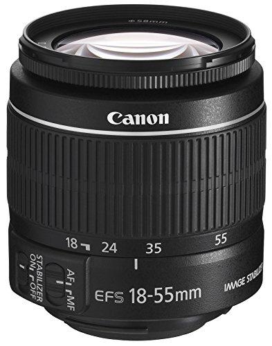Canon EF-S 18-55mm f/3.5-5.6 IS II SLR Lens – Mark II (White Box)