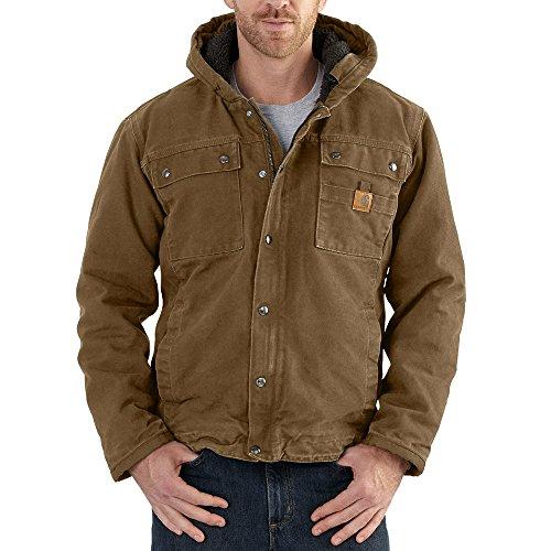 Carhartt Men's Bartlett Jacket, Moss,...