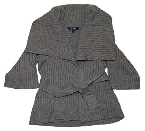 A15pKBwJbML Polo Ralph Lauren - Purple Label: Retail $1,898 100% Cashmere Shawl Collar, Belted