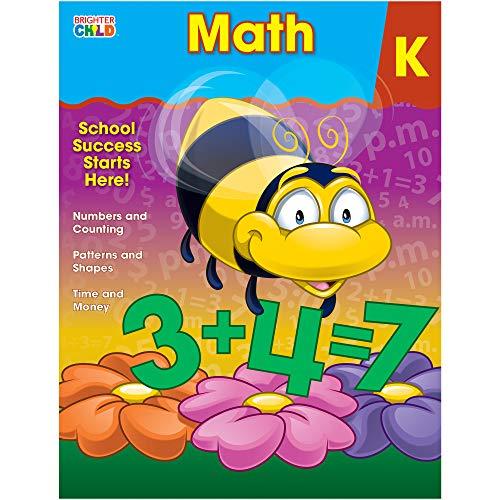 Math, Grade K (Brighter Child: Grades K)