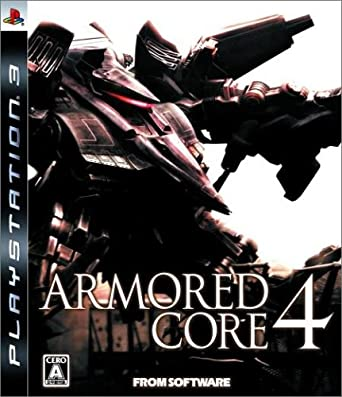 「ARMORED CORE4 ps3」の画像検索結果