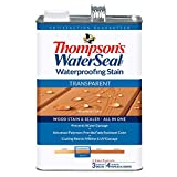 THOMPSONS WATERSEAL TH.041851-16 Transparent Stain, Woodland Cedar