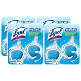 Lysol No Mess Automatic Toilet Bowl Cleaner, Ocean Fresh Scent, 8 Count