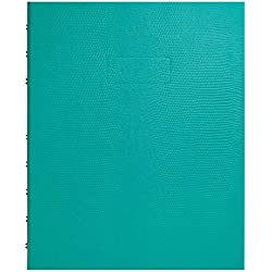 "BLUELINE MiracleBind Notebook, Turquoise, 9.25"" x 7.25"", 150 Pages (AF9150.44)"