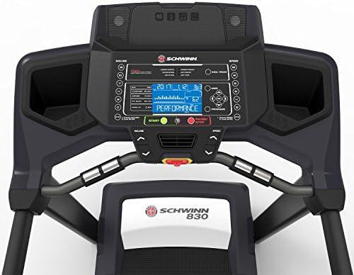 Schwinn 830 Treadmill 3