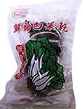 鮮曬白菜乾 Dehydrated Cole Dried cabbage - 4 oz (Pack of 3)
