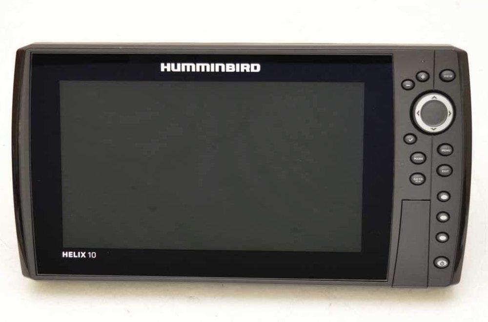 Humminbird HELIX 10 G3N review