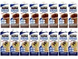 Kirkland Signature Protein Shake Complete Nutrition, High Vitamin Boost Drink, Chocolate And Vanilla Mix, 16 Pack