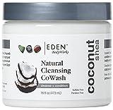 EDEN BodyWorks Coconut Shea Cleansing Cowash, 16oz