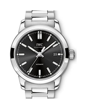 IWC Ingenieur Automatic Black Dial Mens Watch IW357002