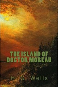 The Island of Doctor Moreau Book Cover