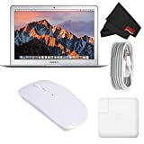 "Apple 13.3"" MacBook Air 128GB SSD #MQD32LL/A (Version 2017 Model) Starter Bundle"
