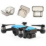 Kuuqa Gimbal Camera Guard Protector Lens Cover Cap Front 3D Sensor System Screen Cover Drone Accessory Compatible with Spark