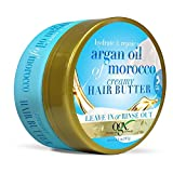 OGX Hydrate & Repair + Argan Oil of Morocco Creamy Hair Butter, 6.6 Ounce