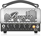 BUGERA T5 5-Watt Cage-Style Amplifier Head with Infinium Tube Life Multiplier and Reverb Multi Colored (T5INFINIUM)