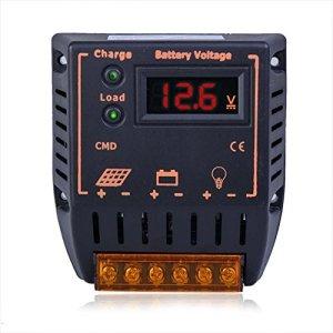 Sun YOBA Solar Controller Solar Battery Charger 5A 10A 15A 20A 12V 24V