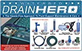 Product review for Drain Hero Complete Drain Kit for Waterbed Flotation Mattress