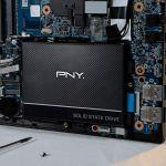 PNY CS900 120GB 3D NAND 2.5″ SATA III Internal Solid State Drive (SSD) – (SSD7CS900-120-RB)