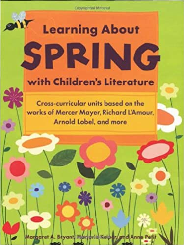 20 Children's Books about the Spring Season