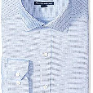 Amazon Brand - BUTTONED DOWN Men's Tailored Fit Check Non-Iron Dress Shirt 1 Fashion Online Shop Gifts for her Gifts for him womens full figure