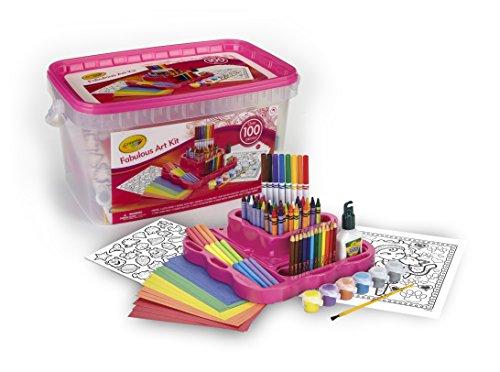 Crayola Fabulous Art Kit (Amazon Exclusive)