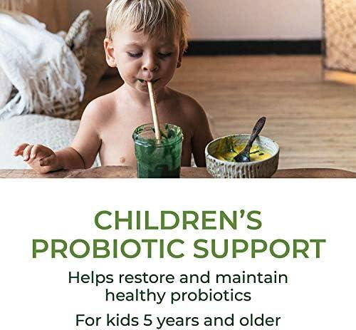 MegaFood, Kids N' Us MegaFlora, Probiotic Supplement for Children with 5 Billion CFU, 60 Servings (60 Capsules) 3