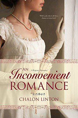 An Inconvenient Romance by [Linton, Chalon]