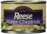 Reese Water Chestnuts, Sliced, 8 oz