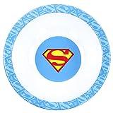 Bumkins DC Comics Melamine Bowl, Superman